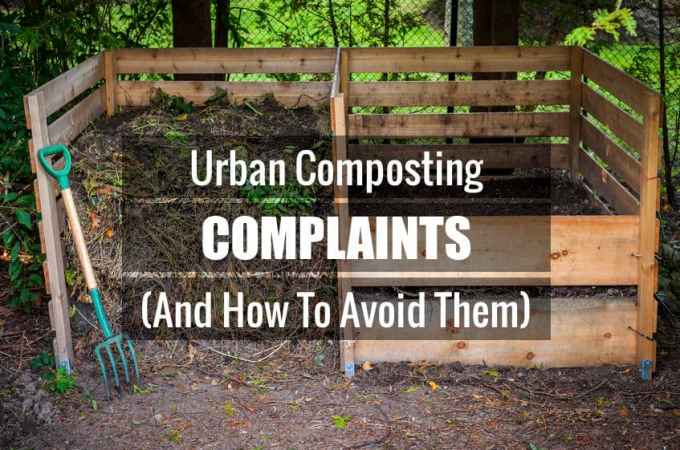 Urban Composting Complaints & How to Avoid Them
