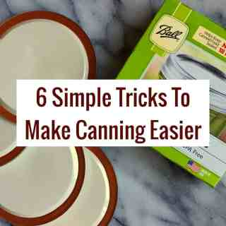 Simple tricks canning