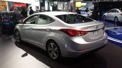 HYUNDAI NEW ELANTRA 2.0L 178CV 2014/2015 - NX Motors