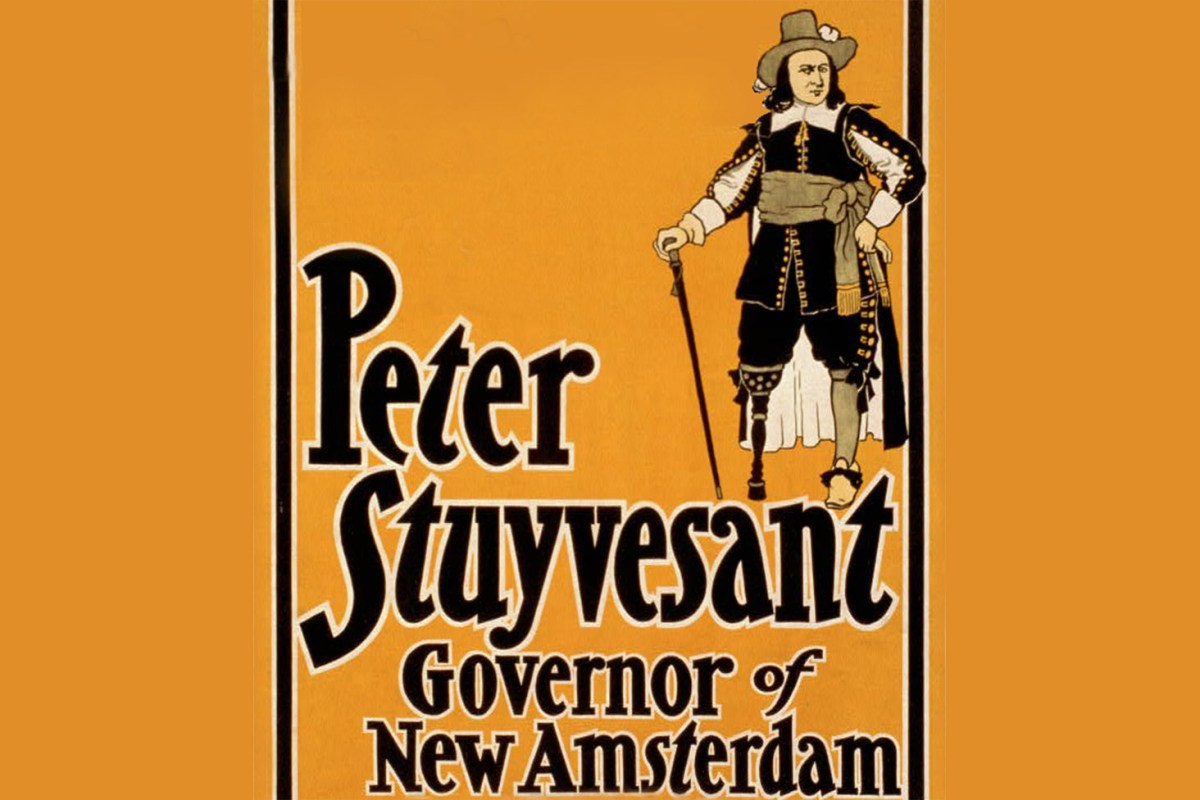Peter Stuyvesant's relentless quest for order in New Amsterdam pushes Africans out of the church