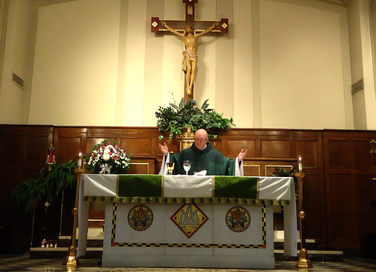 A Catholic Church in #Williamsburg, #Brooklyn develops LGBT ministry