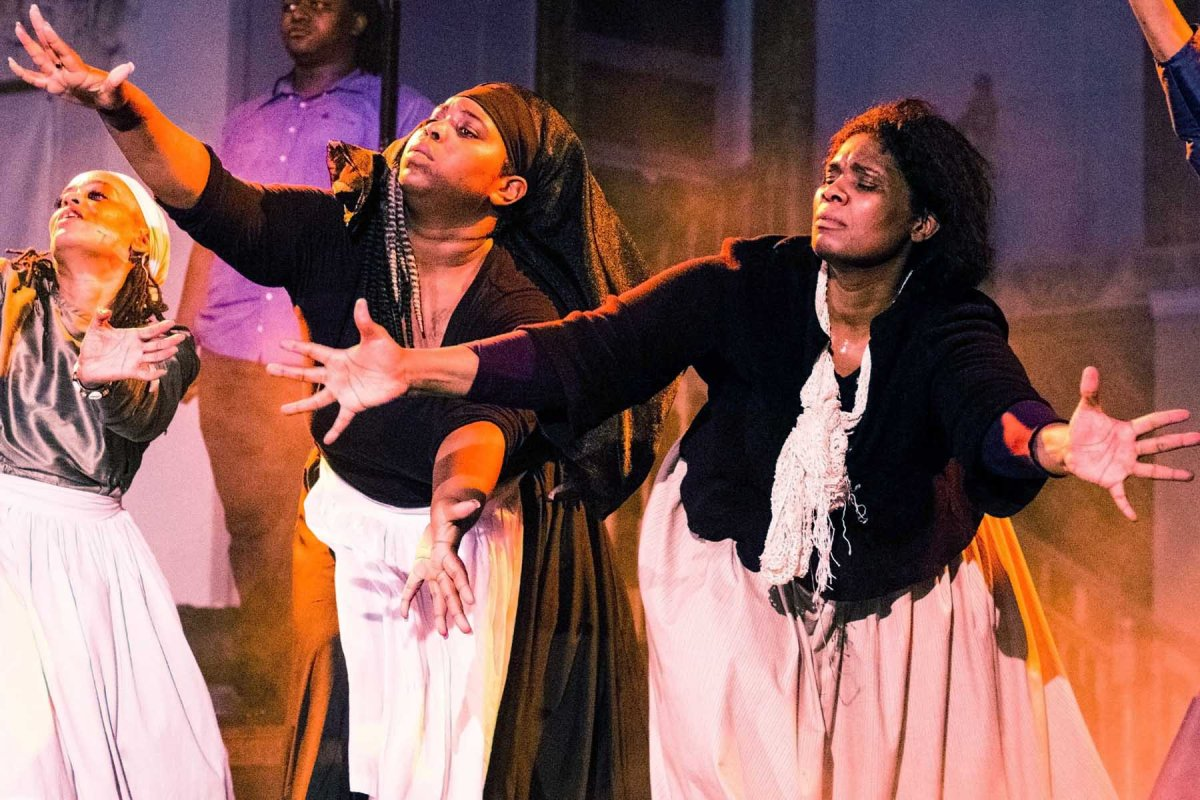 New play on the origins of Memorial Day produced by Bedstuy Baptists