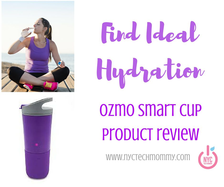 Find Ideal Hydration – Ozmocup Review