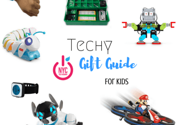 Techy Gift Guide for Kids – Super Cool Toys That Will Have Your Kids Flipping Out