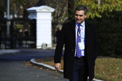 White House permanently restores CNN correspondent Jim Acosta's press pass, backs away from ...