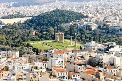 Visit Athens, Greece for the history but stay for the hot ...