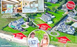Small Of Taylor Swift Home