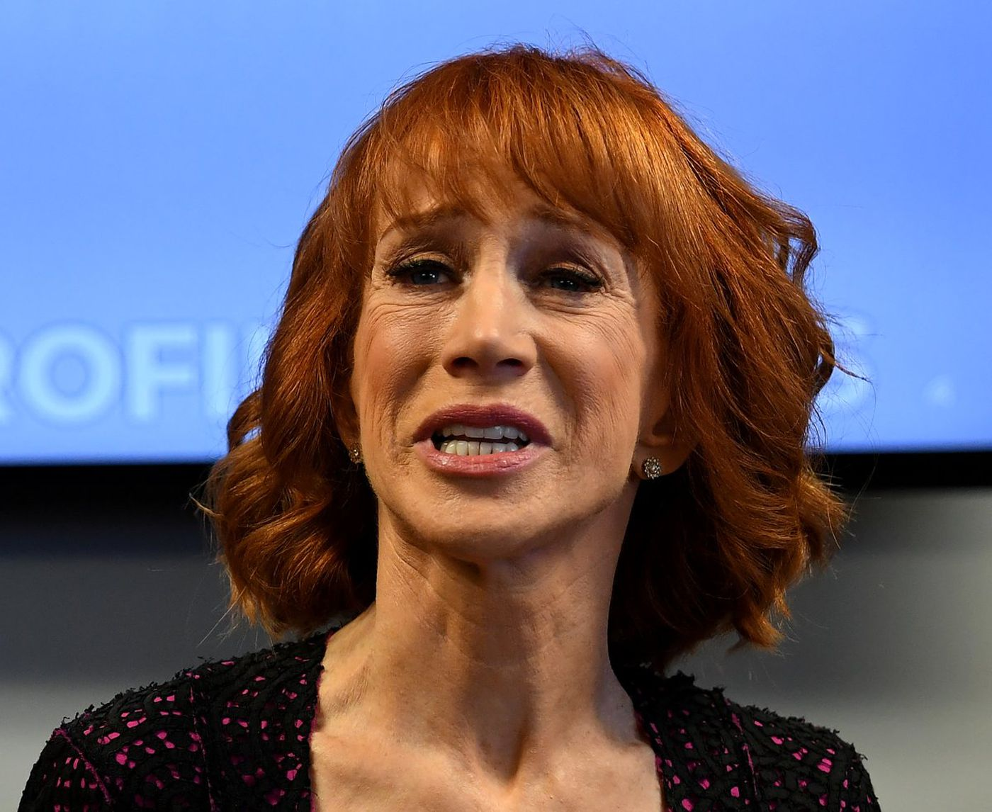 STASI  Kathy Griffin doesn t get to complain about being bullied     STASI  Kathy Griffin doesn t get to complain about being bullied after that  severed