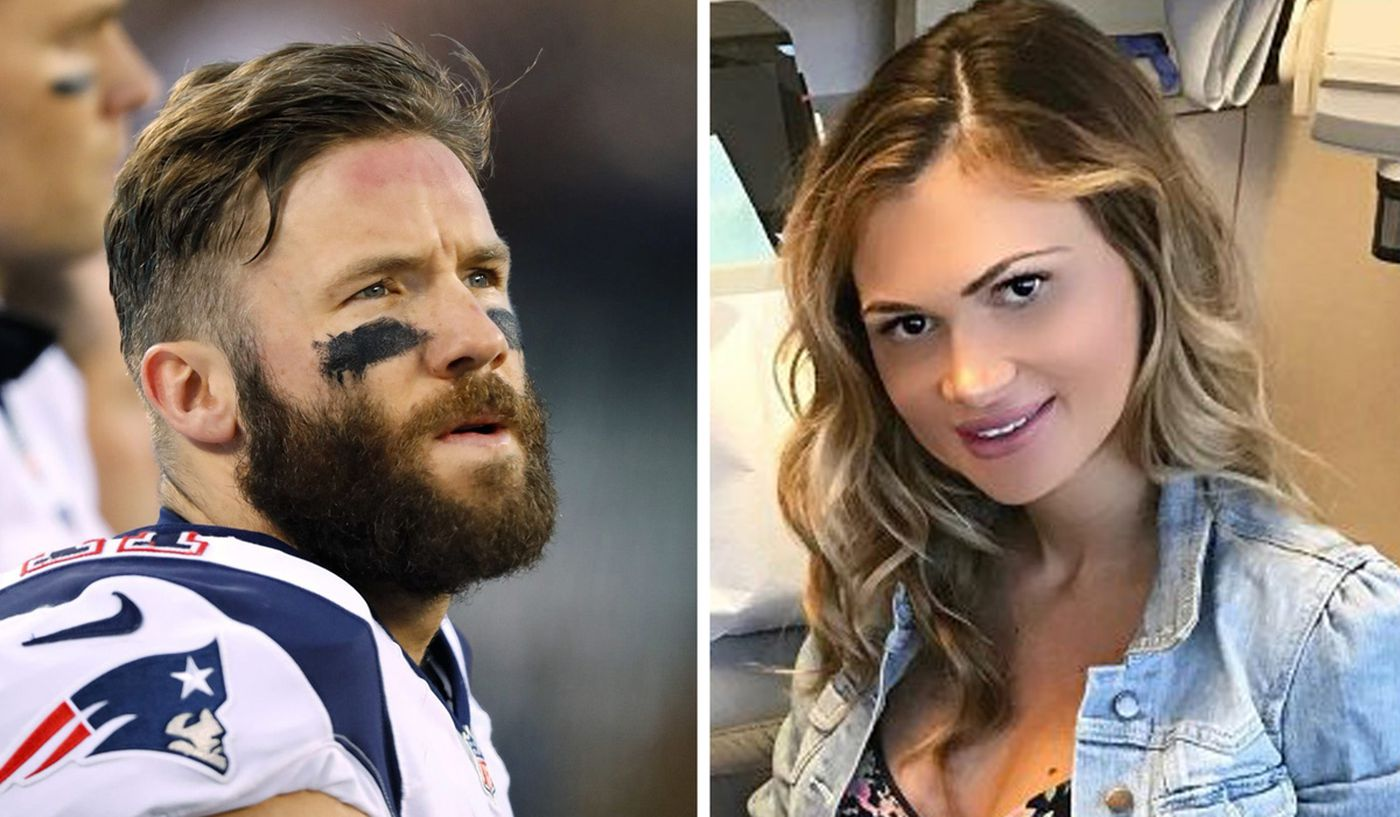 Contemporary Nfl Receiver Julian Edelman Shares Photo Daughter Lily Withswedish Model Ella Rose Nfl Receiver Julian Edelman Shares Photo Daughter Lily With nice food Julian Edelman Wife
