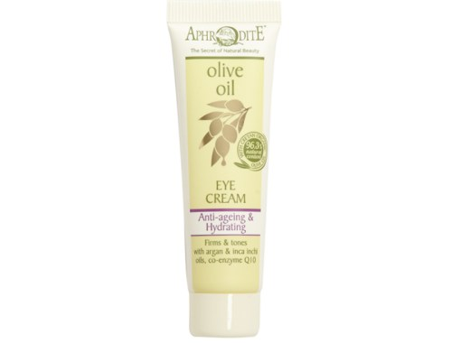 nyminutenow ipsy aphrodite olive oil eye cream