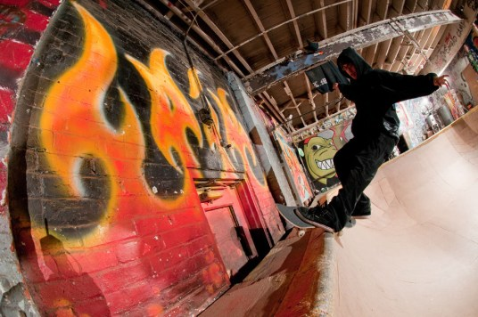 JJ Colon - Skate Lair Bowl