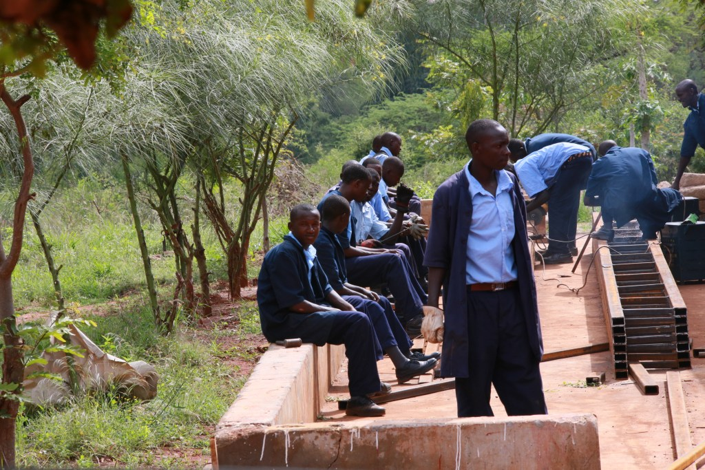 A Future Through Hands-On Education: Nyumbani Youth Polytechnic builds careers using vocational training