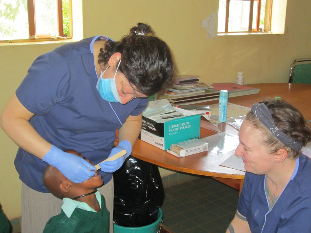Happy Teeth, Happy Children: Dental checks complete in Nyumbani