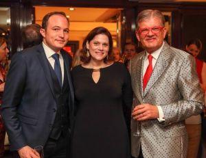 Thibaud de Vaulchier, Toby Boshak and Remy Dealandes