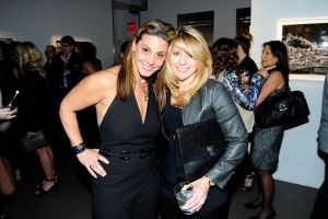 Jennifer Gould and Lisa Rosenberg