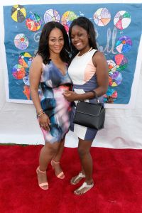 Sybil Mimy Johnson and Christina Colas