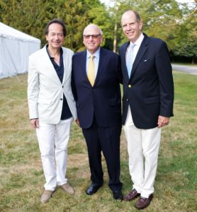 John Paulson, Howard M. Lorber, Robert Chalone…r Hugo