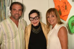 Michael Goldberg, Janet Lehr, and Jeryl Goldberg