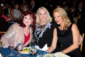Naomi Judd, Jewel Morris, and Alison Eastwood