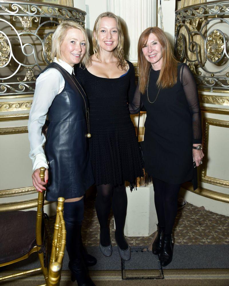 Janna Bullock, Zoe Bullock and Nicole Miller_Credit Jared Siskin: