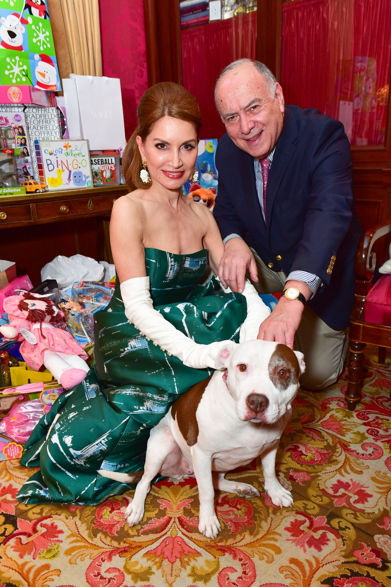 Jean and Martin Shafiroff Host a Thanksgiving Toy Drive Benefitting the NYC Mission Society