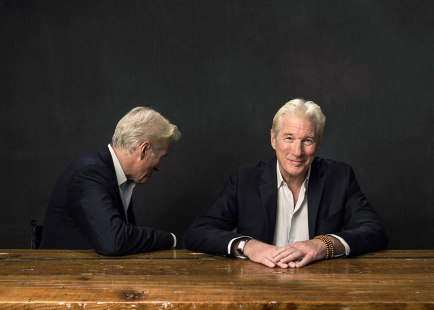 http://imgur.com/gallery/UusOs, Richard Gere showing his two sides!