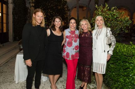 Dalton Freed, Lisa Brintz, Lisa Fayne Cohen, Sharon Bush, Michele Herbert_Photo Credit Nick Mele:PMC