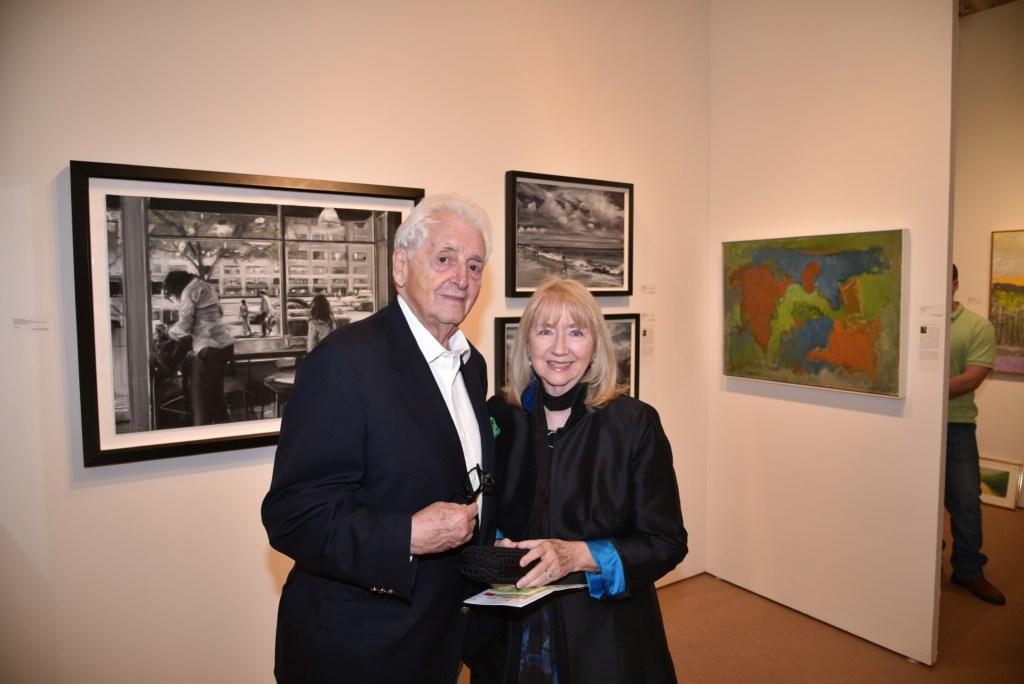 Harry Benson and Gigi Benson_Photo Credit Annie Watt