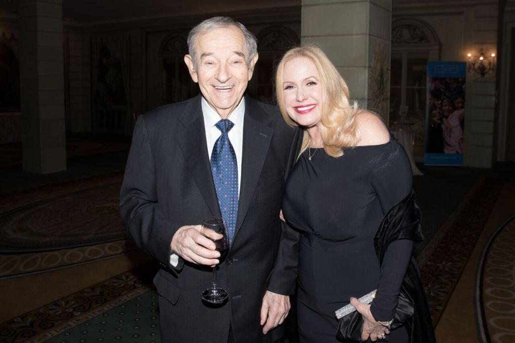 Karen King and Herb Cohen_Credit Annie Watt