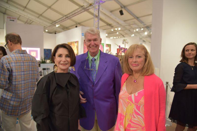 Ruth Baum,Dan Comerford and Cathy Comerford_Photo Credit Annie Watt