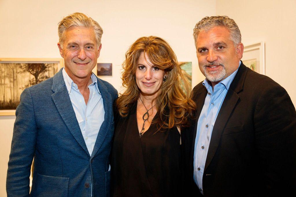 David Kratz, Pamela Cohen and Nick Korniloff_Photo David Willems