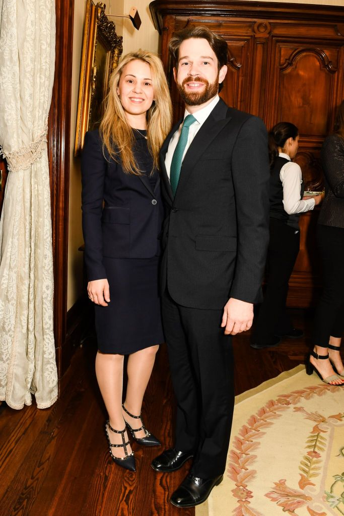Elizabeth Lyons and Justin Sanders_credit Hunter Abrams