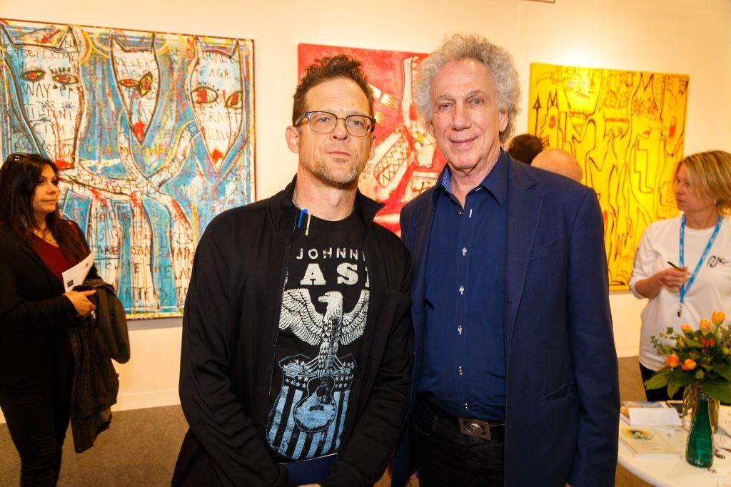 Jason Newsted and Bob Gruen_David Willems
