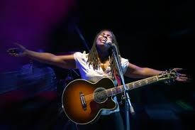 Ruthie Foster- image taken from: http://www.ruthiefoster.com/home/#homepage