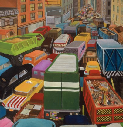 CORNELIA STREET CAFÉ PARTNERS WITH  QUINTESSENTIAL NEW YORK ARTIST ROBERT CENEDELLA  TO HOST EXHIBITION OF HIS ART WORKS AND TO LAUNCH A NEW NONPROFIT