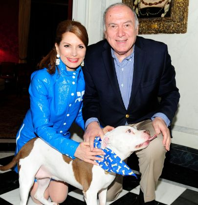 """Jean Shafiroff's """"Beat the January Blues"""" Party Honoring the Southampton Animal Shelter Foundation."""