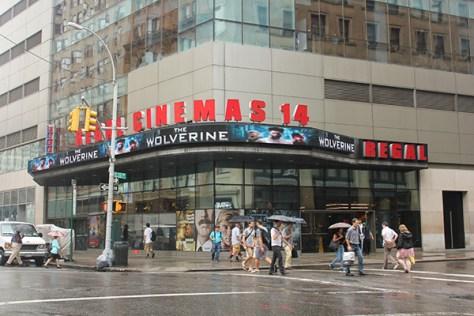Theaters near NYU offer range of indie, mainstream films