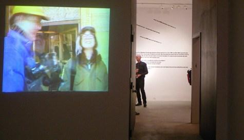 Tony Conrad Film Pieces On Display On Behalf of Steinhardt