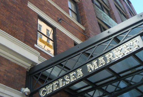Chelsea Market expansion proposal approved