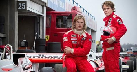 'Rush' showcases impressive performances, action sequences
