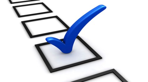 Guide for absentee voters