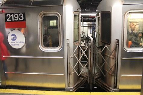 Subway cars may decrease future congestion