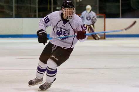 Hockey team, coach reflect on season, discuss hopes for future