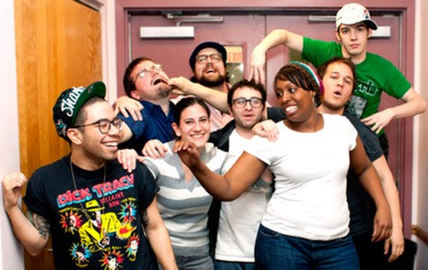 Comedy troupe North Coast impresses at People's Improv