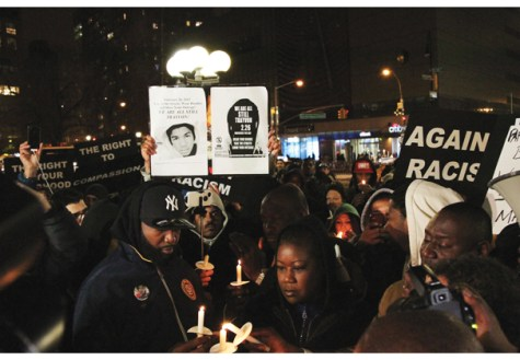 Million Hoodies Candlelight Vigil brings attention to racism