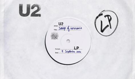 U2 album not invasion of privacy