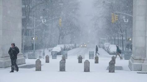 [UPDATE] Classes after 4 p.m. today and all-day Tuesday canceled due to severe winter storm