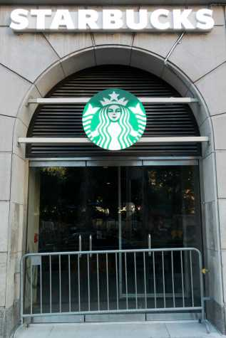 Starbucks moves into Carlyle