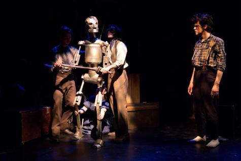 Play Explores Tin Man's Backstory