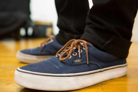 MensWEAR what? Week Two: Sneakers